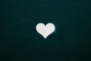 White Heart Lovable Media